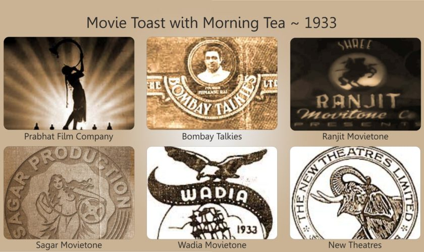 Movie Toast with Morning Tea 1933 reduced